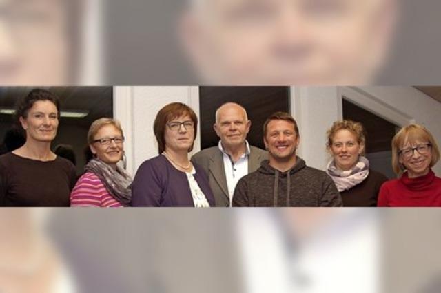 Ein Vorstandsduo ersetzt künftig Josef Reith