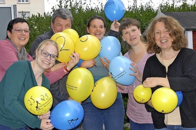 Das Familienzentrum feiert Geburtstag