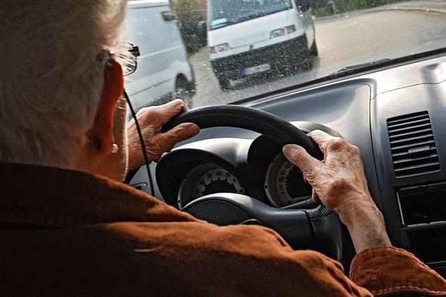 Senioren verursachen mehr Unfälle in Lahr