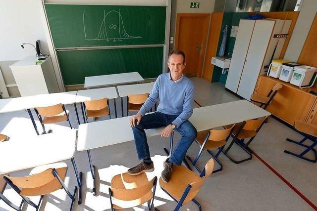 Am Droste-Hülshoff-Gymnasium machen auch fünf Externe Abitur
