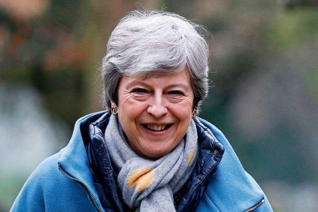 Die Zeit wird knapp für Theresa May