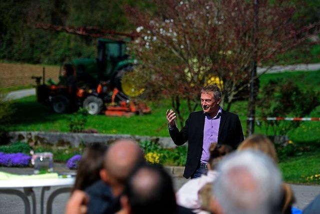 Landwirt beklagt Reformen der EU
