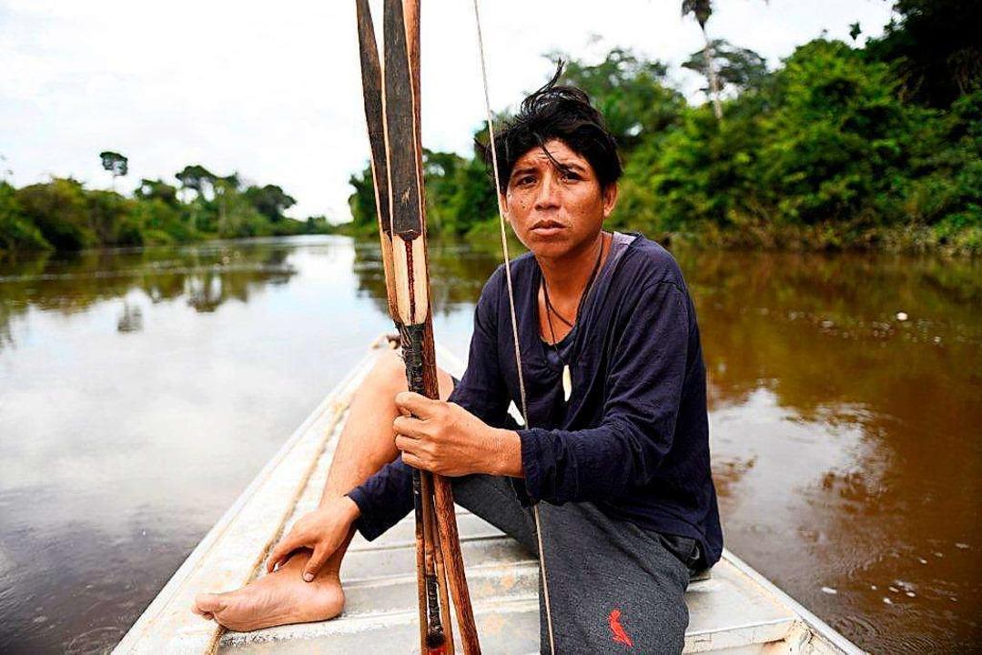 Cacique Kavuré vom Volk der Parakaná  | Foto: Kopp/Misereor