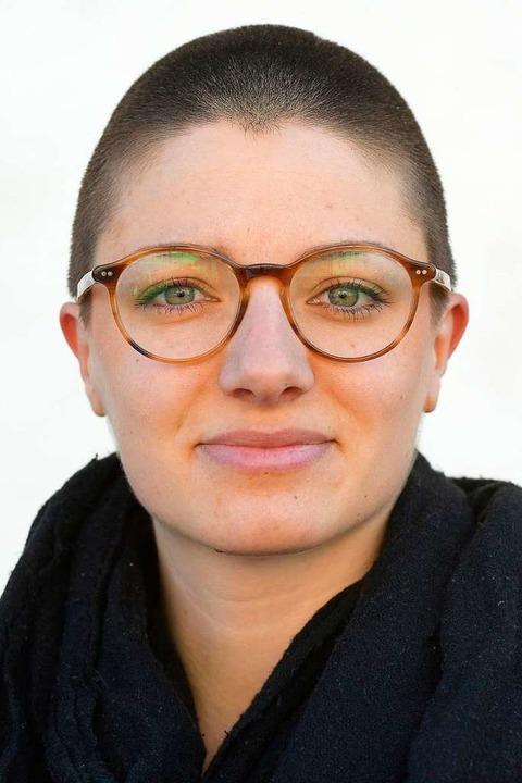 Elena Beier  | Foto: Ingo Schneider
