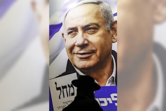 Netanjahu greift in die Trickkiste