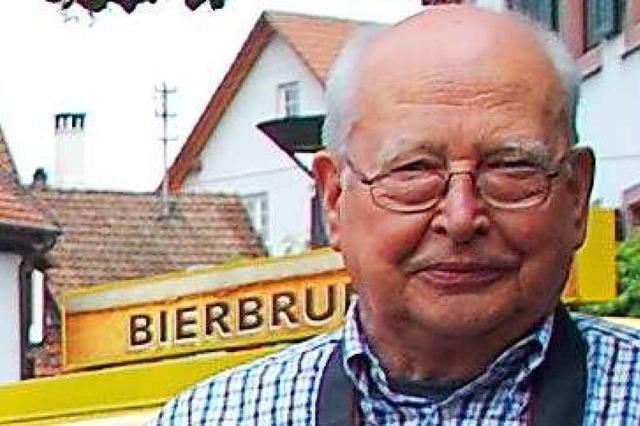 Der Journalist Walter Bronner aus Kandern ist gestorben