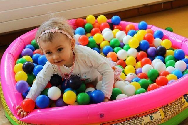 Kindergarten St. Josef in Unteribental hat nun 13 neue Betreuungsplätze
