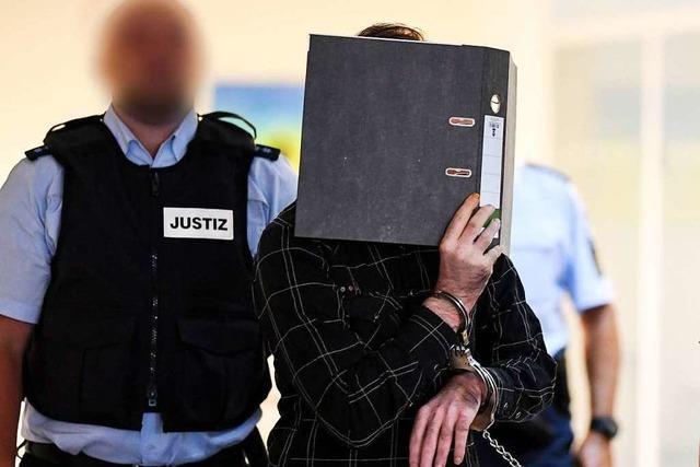 Urteil gegen Schweizer im Staufener Missbrauchsfall ist rechtskräftig
