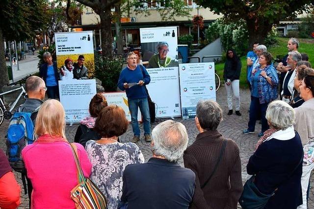 Der Rheinfelder Freundeskreis Asyl wirbt weiter für den Beitritt zu