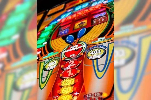 Diebe klauen aus Spielautomaten