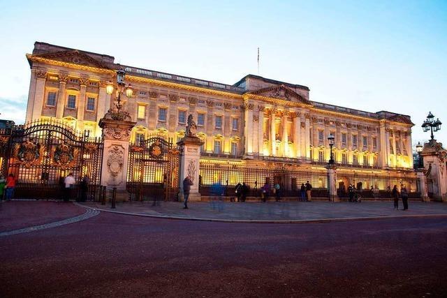 Was ist der Buckingham Palace?