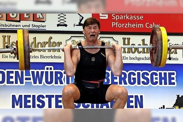 Eisenbacher Siege in Serie
