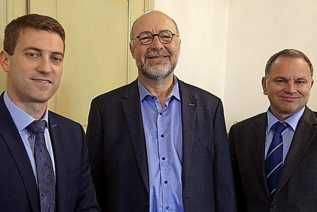 Metz ist GVV-Vorsitzender