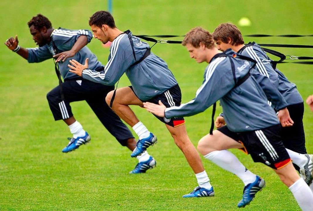 Wie Misst Man Wie Viel Ein Fussballer Lauft Erklar S Mir