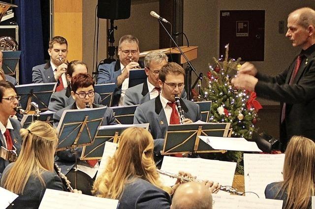 Schopfheims Musiker freuen sich auf Schweizer Freunde