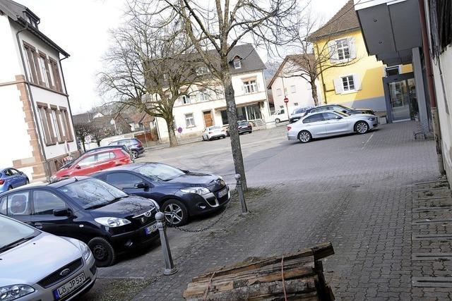 Startschuss für neuen Rathausplatz