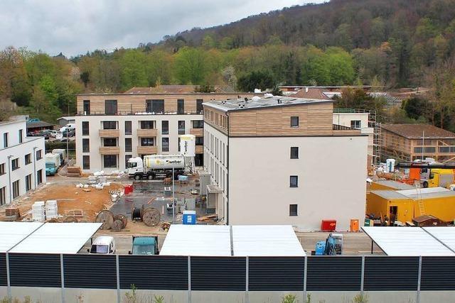Erste Bewohner beziehen ab dem 1. Juni ihre Häuser und Wohnungen im Baugebiet Hornacker