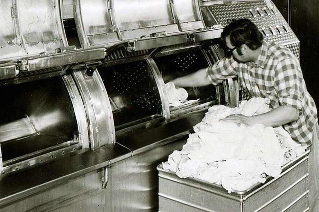 Das ist die Geschichte der Neustädter Wäscherei Edelweiß