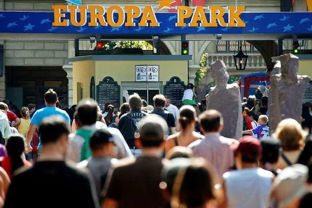 Kriminalität in Rust verdreifacht – weil der Europa-Park genauer kontrolliert