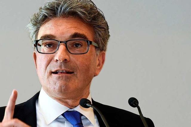 Freiburgs Ex-OB Salomon zu seinem neuen Job: