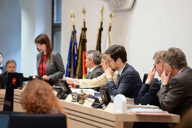 So bewerten die Fraktionen den neuen Freiburger Doppelhaushalt