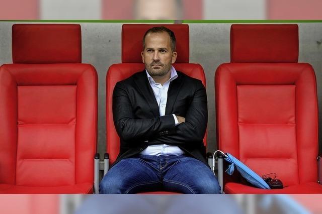 Der FC Augsburg verliert die Geduld