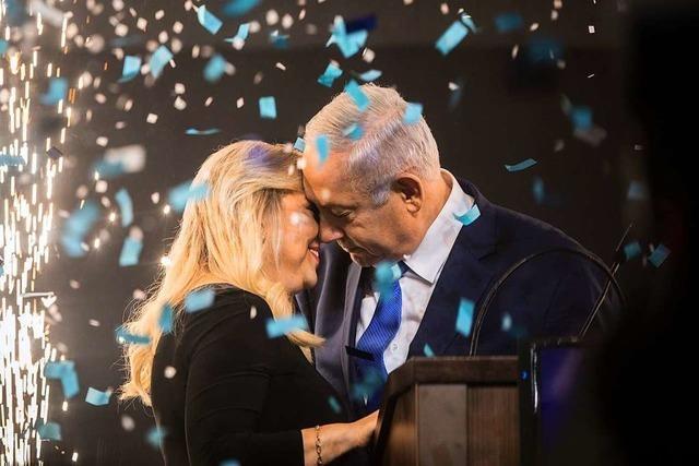 Netanjahu steht vor seiner fünften Amtszeit