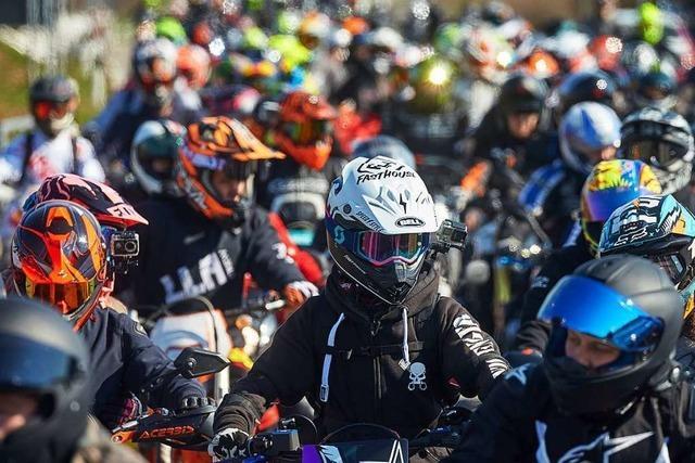 Das Weiler Verkehrskommissariat geht konsequent gegen gefährliches Motorradfahren vor
