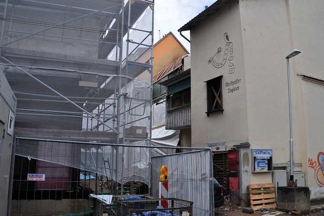 Stadt Schopfheim erwartet die Entscheidung des Denkmalamts zum Uehlin-Areal