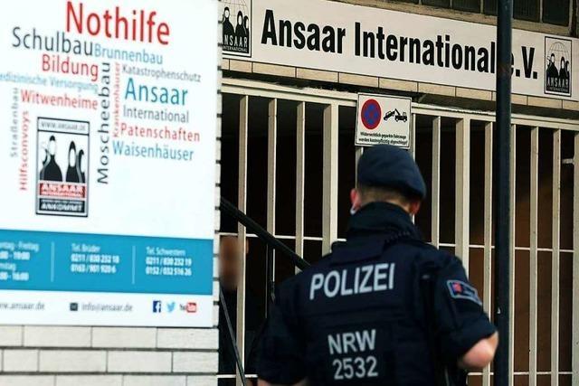 Razzien gegen islamistisches Netzwerk in 9 Bundesländern