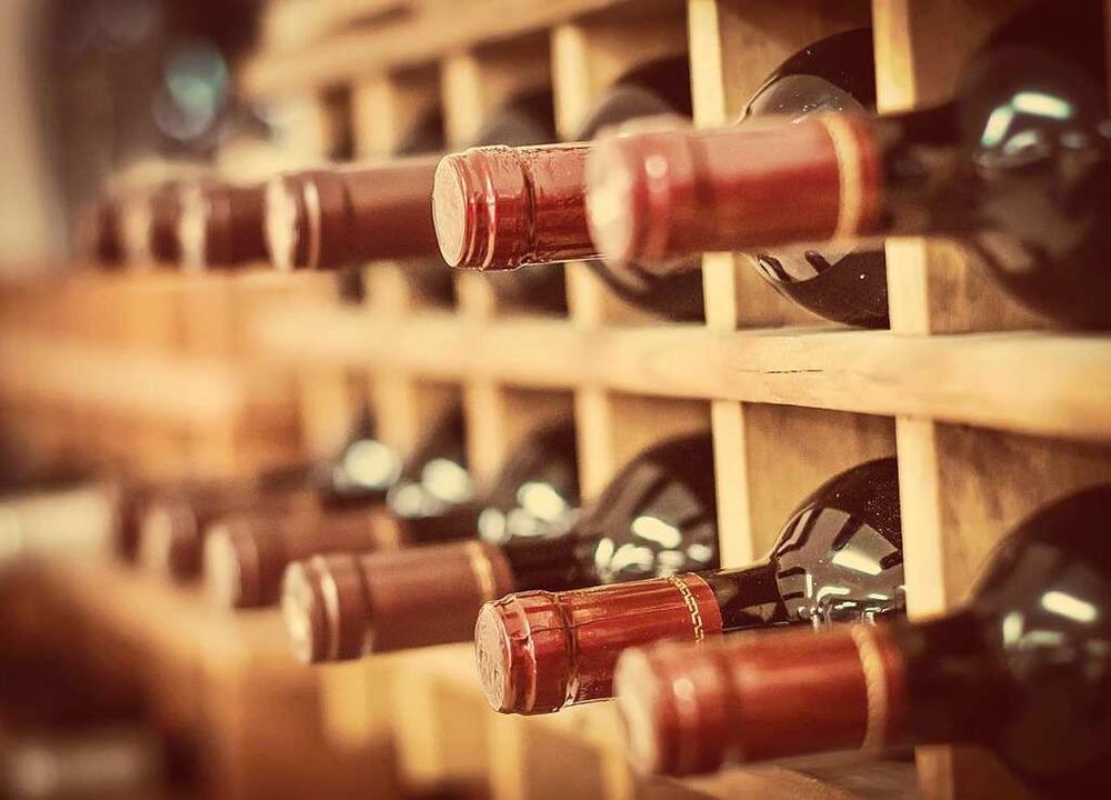 Mit der richtigen Lagerung gewinnen viele Weine noch an Geschmack.  | Foto: DMITRI MARUTA (stock.adobe.com)