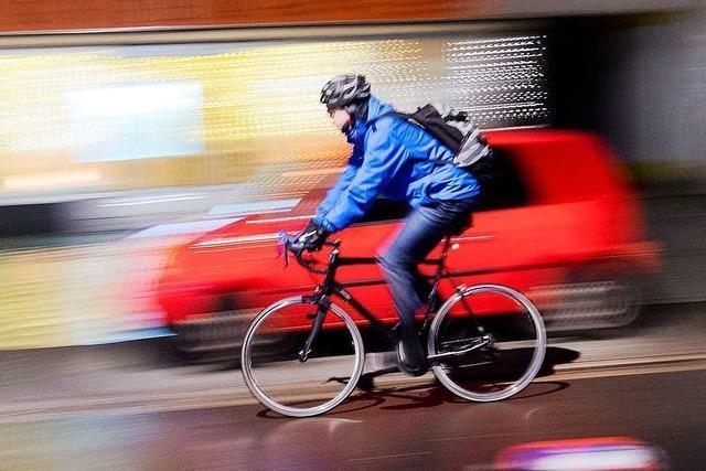 Der Landkreis Lörrach ist noch nicht fahrradfreundlich