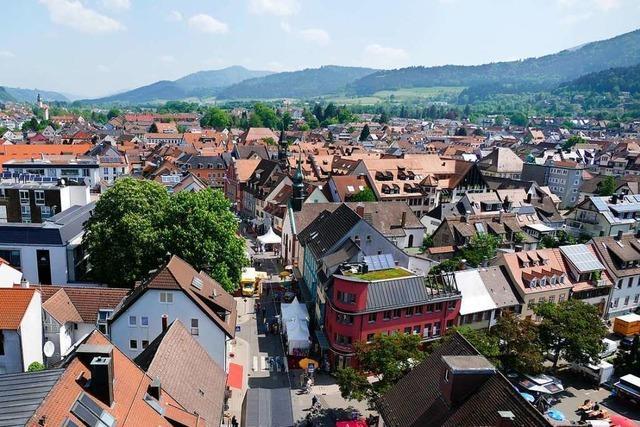 Bodenpreise in Waldkirch steigen in zwei Jahren um über 10 Prozent
