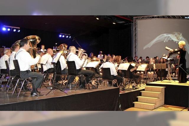 Frühjahrskonzert des Musikvereins in Riegel