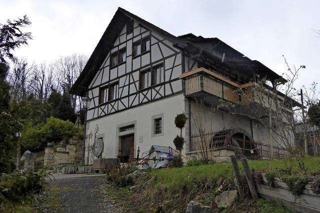 Alte Mühle wird zum Hingucker