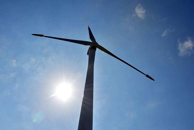 Windrad sorgt wieder für Diskussionen