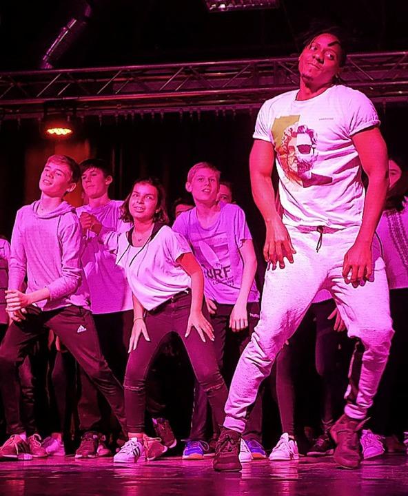 <BZ-FotoAnlauf>Kulturell</BZ-FotoAnlau...und werden es künftig jedes Jahr tun.   | Foto: Schule
