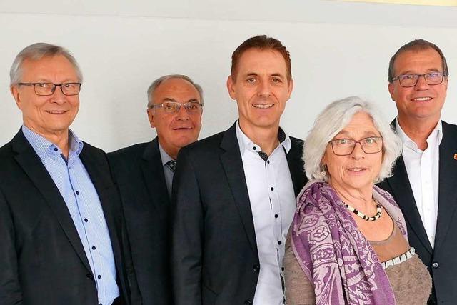 Die SPD im Lörracher Kreistag will sich mit Haltung für Zukunftsfähigkeit einsetzen