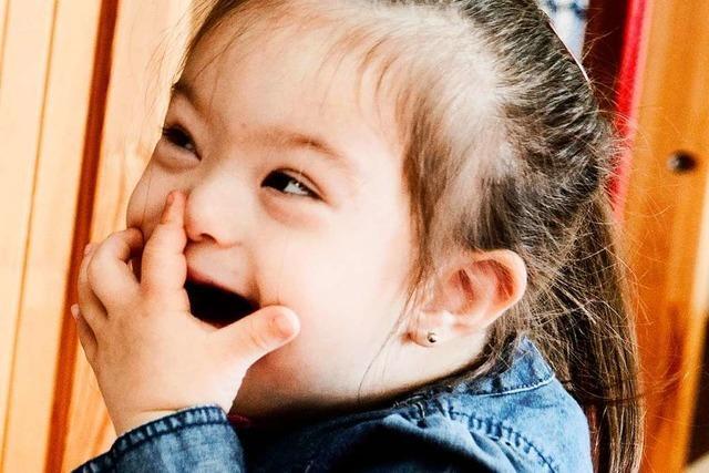 Nach positivem Trisomie-Test werden viele Kinder abgetrieben
