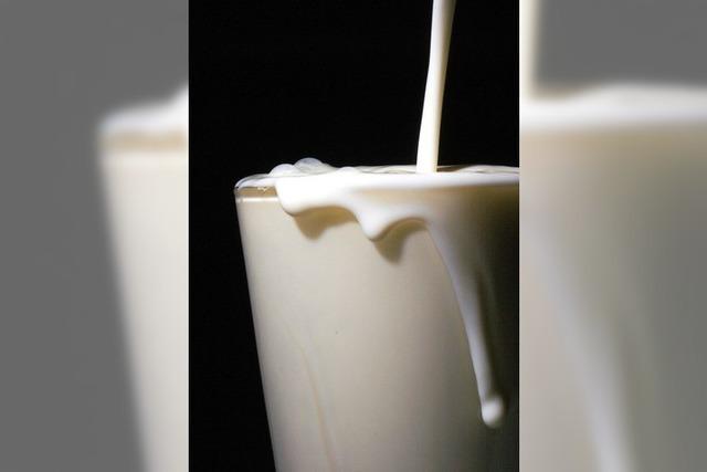 Deutsche trinken weniger Milch