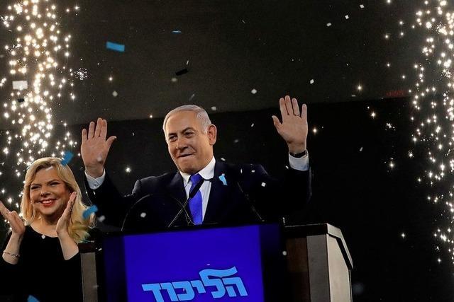Das rechte Lager in Israel ist stabil
