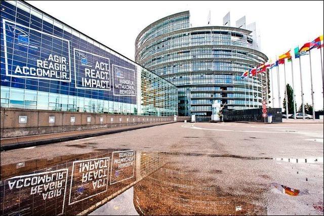 Cyrille Schott hält ein klares Plädoyer für Europa
