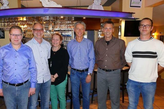 Michael Wilke zum Präsidenten des Weiler Turn- und Sportrings gewählt