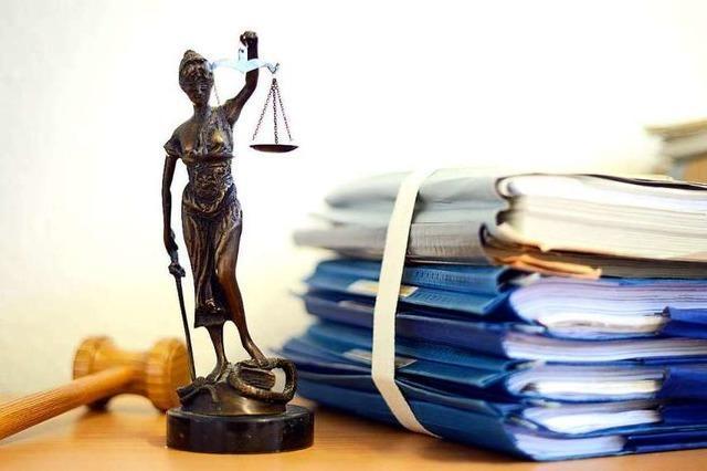 Mann verletzt seine Ex-Frau – 635 Euro Strafe