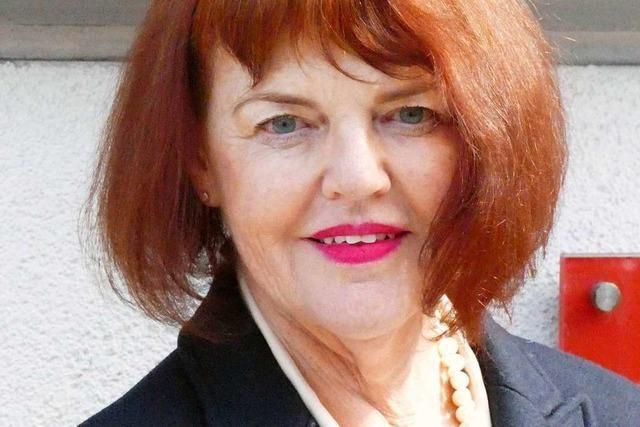 Cornelia Rösner verabschiedet sich in den Ruhestand