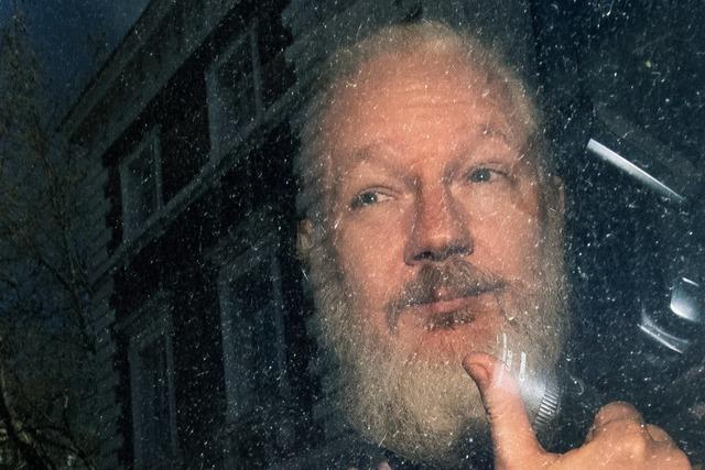 Verstoß gegen Auflagen bringt Wikileaks-Gründer Assange in die Hände der Justiz