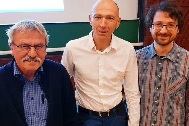 Nach nur einem Jahr hat die Freiburger Nabu-Gruppe wieder einen neuen Vorsitzenden