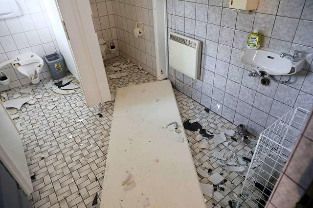 Bestürzung in Oberschopfheim über Vandalismus