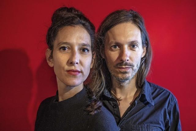 Das Berner Spoken-Word-Duo Fitzgerald & Rimini gastiert in der Reihe