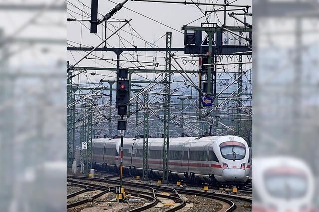 Besteuerung des Flugverkehrs zugunsten der Bahn